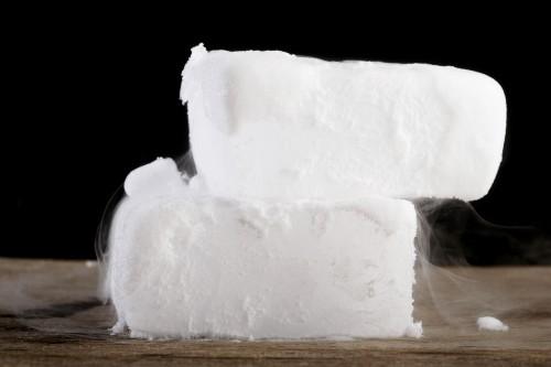 Iceman Block Dry Ice