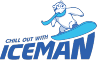 Ice Man Logo